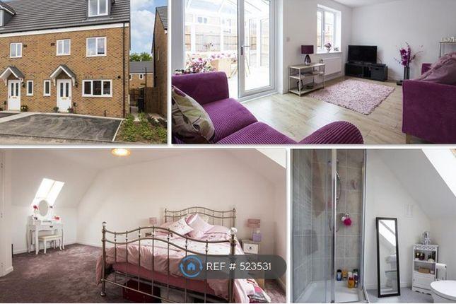 Thumbnail Semi-detached house to rent in Cowbridge Street, Duffryn, Newport