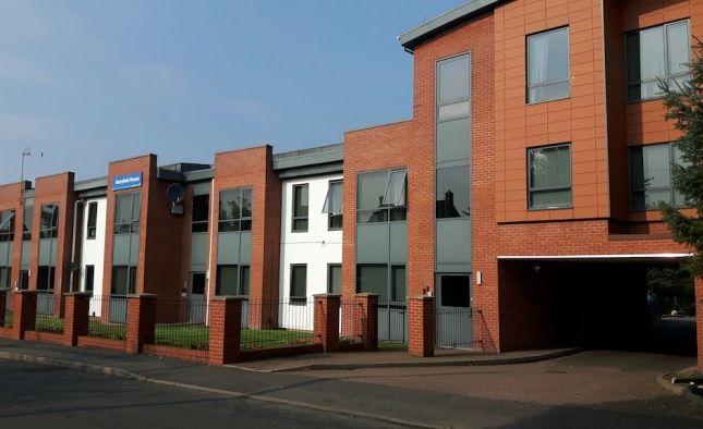 Thumbnail Flat to rent in Harryfield House, Foster Avenue, Bilston, Bilston