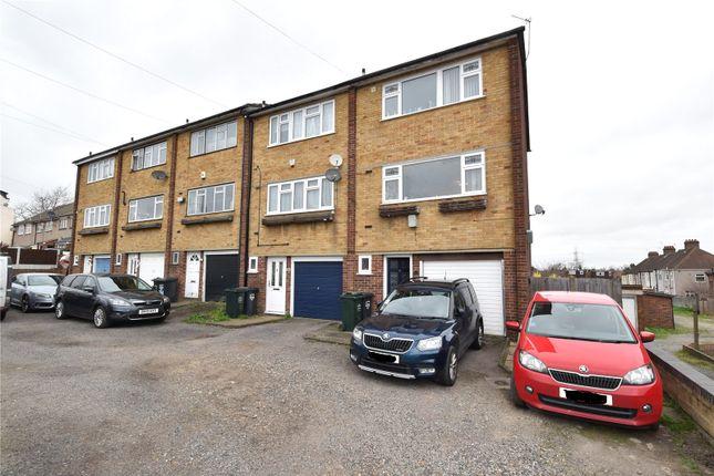 Thumbnail End terrace house for sale in Dartford Road, Dartford, Kent