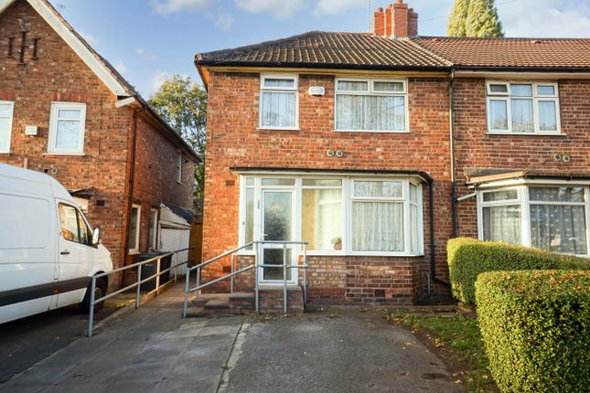 3 bed end terrace house for sale in Tyburn Road, Erdington, Birmingham B24