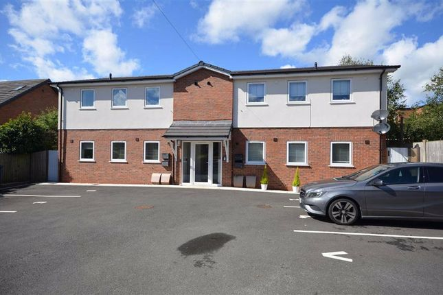 Thumbnail Flat for sale in Sherwood Court, Oulton Road, Stone