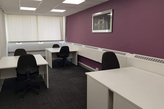 Thumbnail Office to let in Peel House, Morden