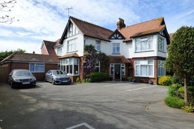Thumbnail Detached house for sale in Claigmar Road, Rustington, West Sussex