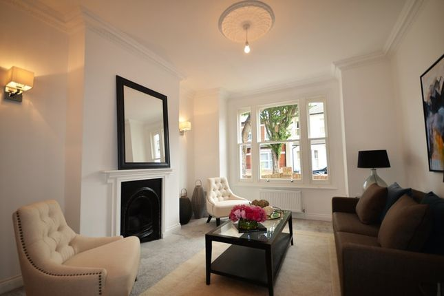 5 bed terraced house for sale in Tasso Road, Fulham, London