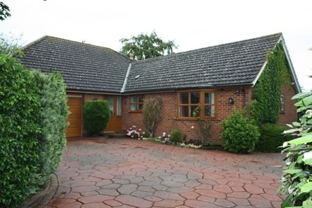 Thumbnail Detached bungalow to rent in Ullesthorpe Road, Ashby Parva