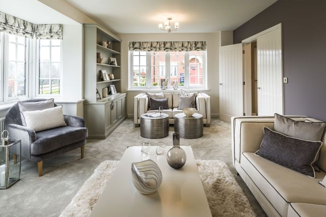 "Thumbnail Detached house for sale in ""The Brooke"" at Heath Lane, Lowton, Warrington"