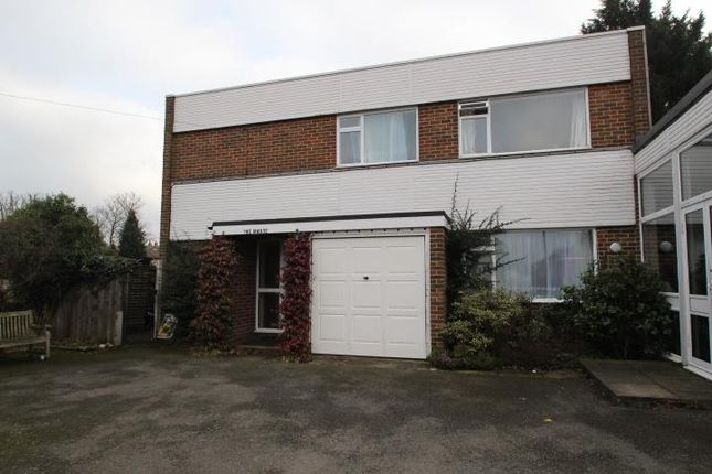 Thumbnail Detached house to rent in Luxted Road, Downe, Kent