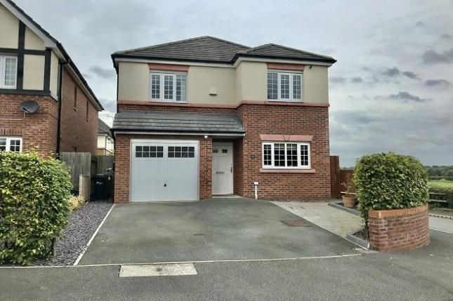 Thumbnail Detached house for sale in Elm Tree Road, Saughall, Chester, Flintshire