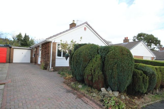 Thumbnail Detached bungalow for sale in Harewood Road, Norden, Rochdale