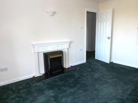 Lounge of Undercliffe House, Dingleway, Warrington, Cheshire WA4