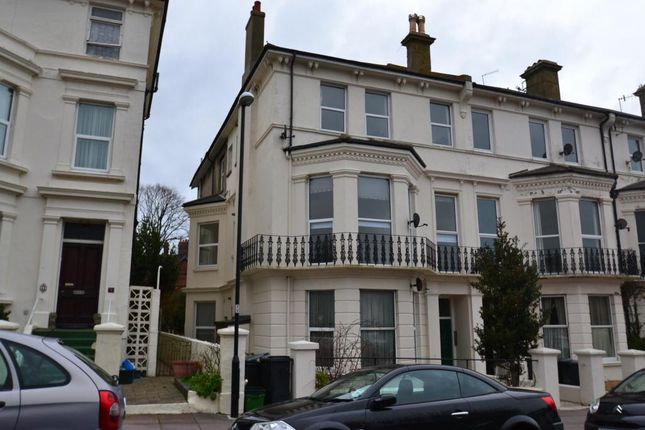 Thumbnail 2 bed flat to rent in Upperton Gardens, Eastbourne