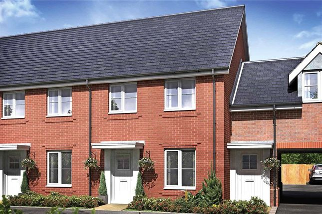 Thumbnail Semi-detached house for sale in The Woodlands, Sandy Lane, Church Crookham