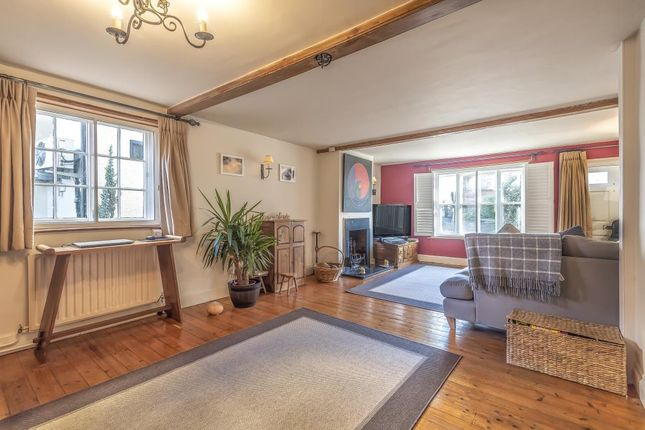Thumbnail End terrace house for sale in Shirburn Street, Watlington