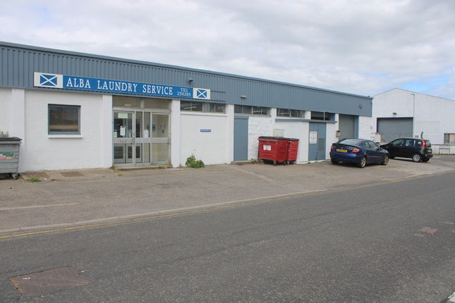 Thumbnail Light industrial for sale in Alba Laundry Services, 5/9 Burnett Rd, Inverness