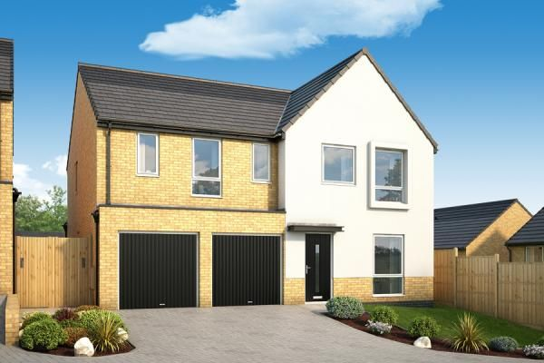 "Thumbnail Property for sale in ""The Saffron At Chase Farm, Gedling"" at Arnold Lane, Gedling, Nottingham"