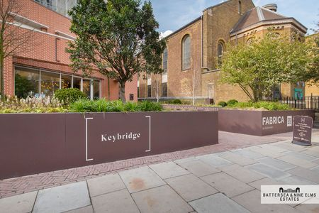 Exchange Gardens, London SW8
