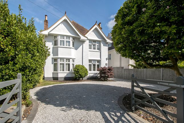Thumbnail Detached house for sale in Glenair Avenue, Lower Parkstone, Poole, Dorset