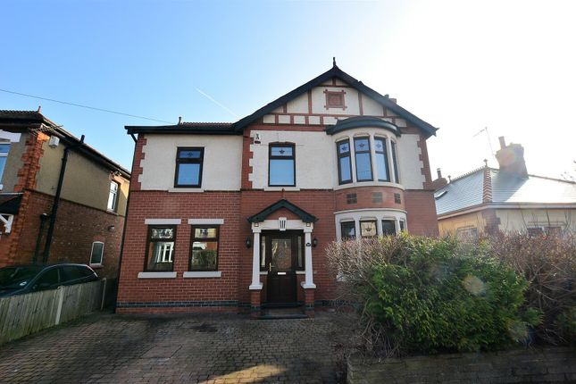 Thumbnail Detached house for sale in Lindon Drive, Alvaston, Derby