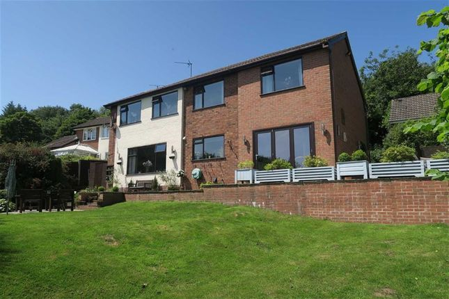 Thumbnail Detached house for sale in The Boundary, Cheadle, Stoke-On-Trent