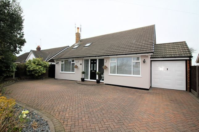 Thumbnail Bungalow for sale in Linden Avenue, Thornton-Cleveleys