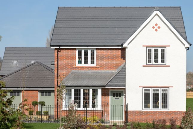 """Thumbnail Detached house for sale in """"The Harwood"""" At Wood Lane, Binfield, Bracknell RG42, Near Bracknell,"""