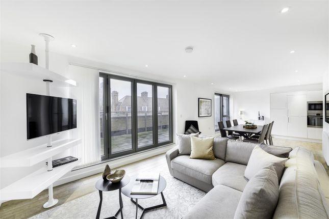 Thumbnail Flat to rent in Palm House, Sancroft Street, Kennington, London
