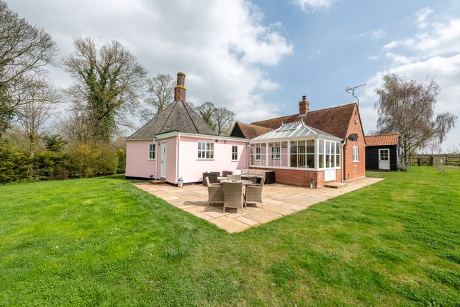 Thumbnail Detached bungalow for sale in East Gores Road, Coggeshall, Colchester