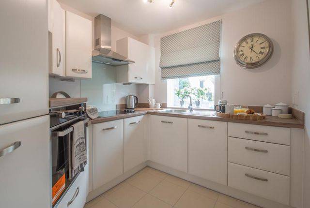 Thumbnail Flat to rent in Elm Tree Court, High Street, Huntingdon, Cambridgeshire