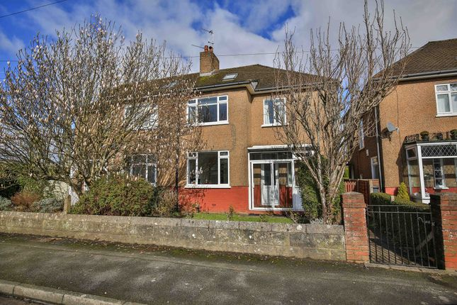 Thumbnail Semi-detached house for sale in Heol Y Gors, Whitchurch, Cardiff