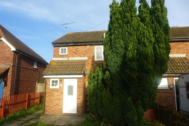 3 bed semi-detached house to rent in Vauxhall Avenue, Canterbury CT1