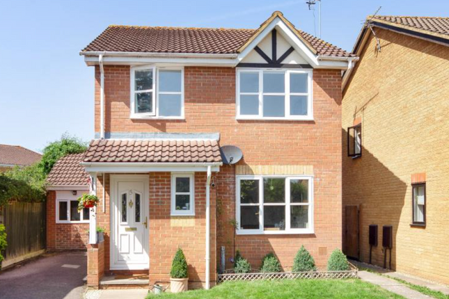 Thumbnail Detached house for sale in Shackleton Way, Abbots Langley