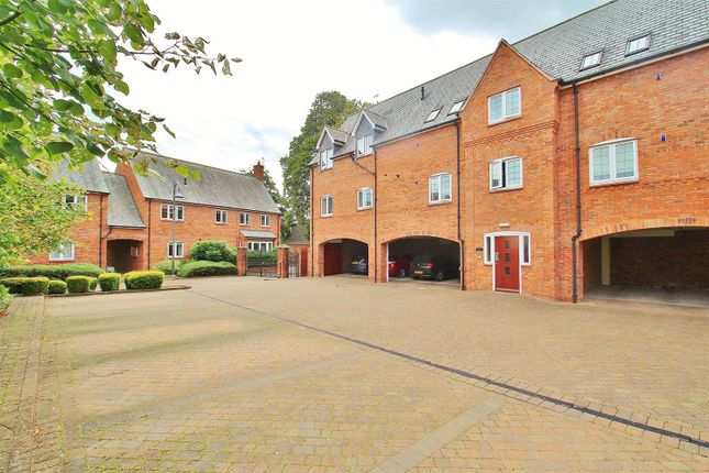Thumbnail Flat for sale in Fowke Street, Rothley, Leicester