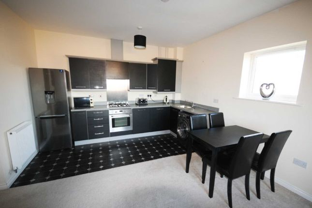 Thumbnail Flat to rent in Coldstream Court, Coventry
