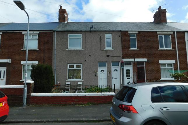 Thumbnail Flat for sale in Alfred Avenue, Bedlington