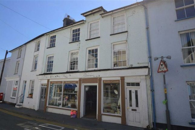 Thumbnail Property for sale in Liverpool House, 5, Copperhill Street, Aberdovey, Aberdyfi, Gwynedd