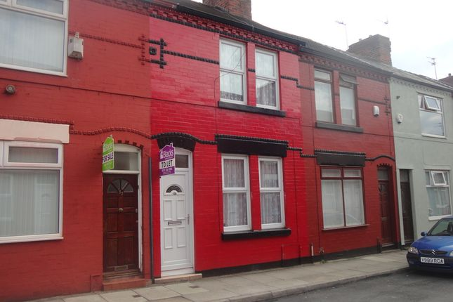 Thumbnail Terraced house to rent in Kirk Road, Litherland, Liverpool