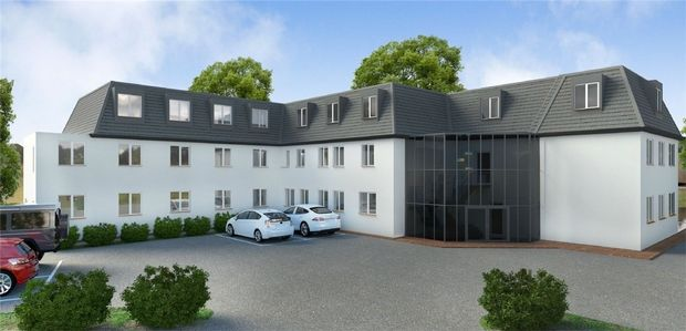 Thumbnail Flat for sale in 20-22, High Street, Iver, Buckinghamshire