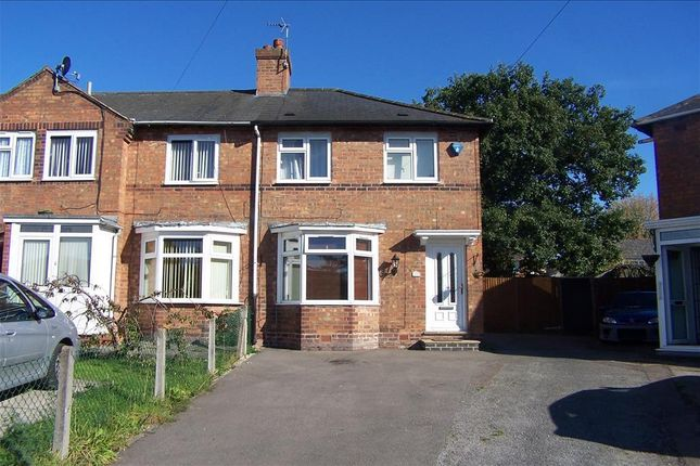 Thumbnail Property to rent in Halewood Grove, Hall Green, Birmingham