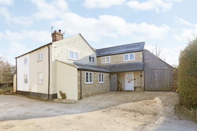 Thumbnail Semi-detached house for sale in Studley Corner, Studley, Calne