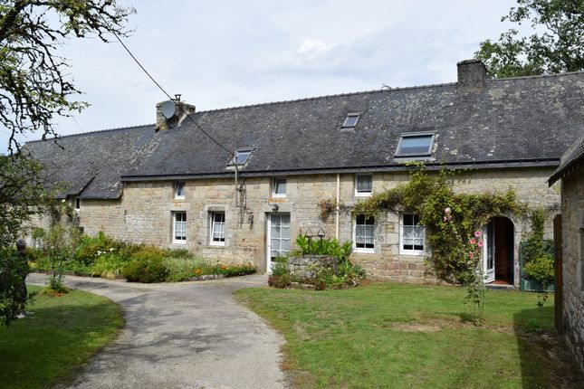 Thumbnail Detached house for sale in 56240 Plouay, Morbihan, Brittany, France