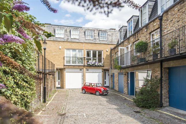 Thumbnail Mews house for sale in St. Stephens Mews, London