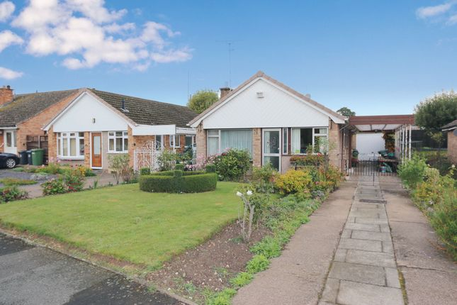 Thumbnail Bungalow for sale in Augustus Drive, Alcester