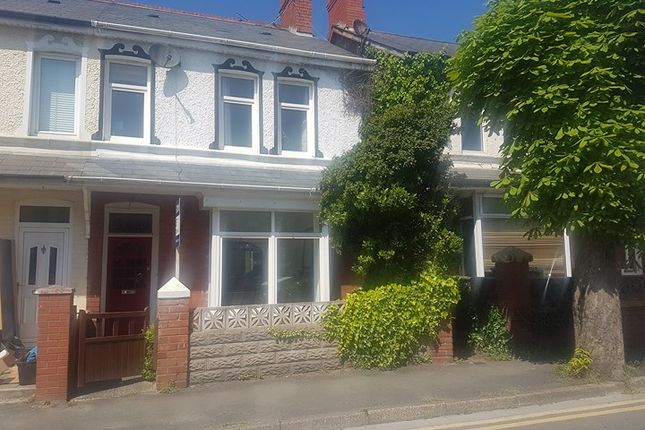 3 bed end terrace house for sale in Fenton Place, Porthcawl