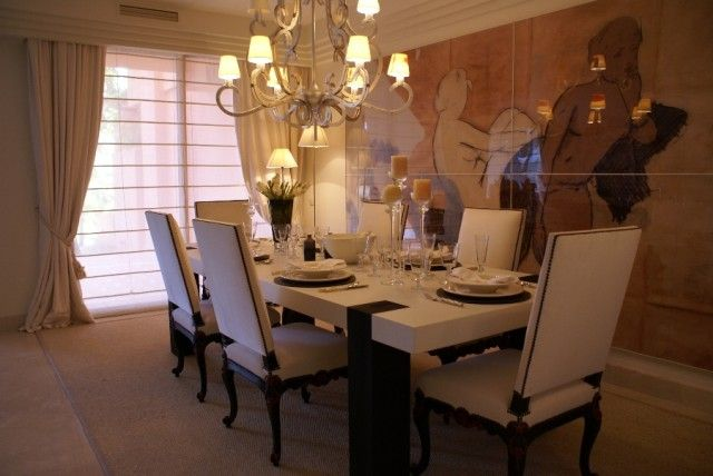 Dining Area of Spain, Málaga, Marbella, Puerto Banús