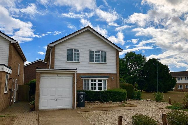 Thumbnail Detached house for sale in 3 The Dell, Bexley