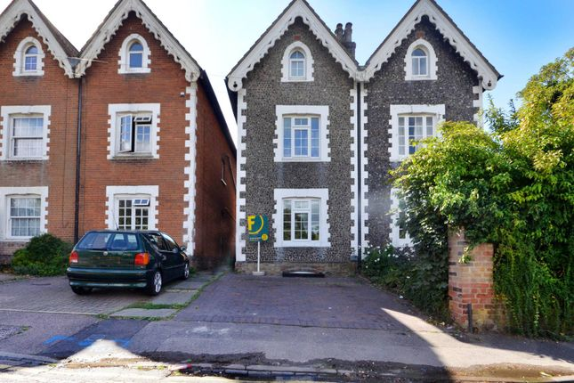 Thumbnail Semi-detached house to rent in Nightingale Road, Guildford