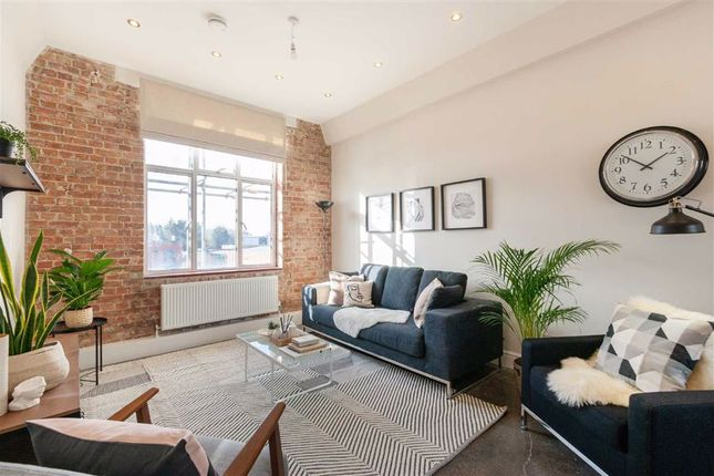 Thumbnail Block of flats for sale in Stanley Gardens, London