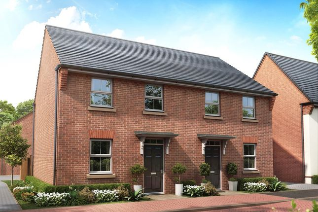 Thumbnail Semi-detached house for sale in Hook Lane, Aldingbourne, Chichester