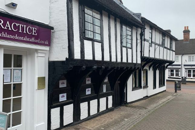 Thumbnail Office to let in Church Lane, Stafford