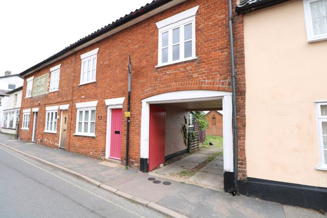 Thumbnail 2 bed terraced house to rent in Church Street, Eye